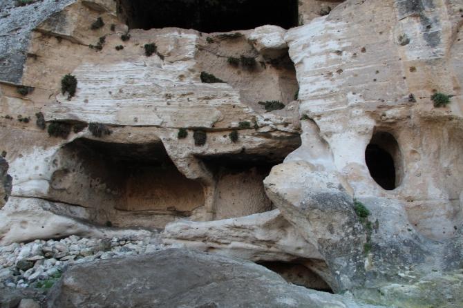 Hasankeyf'teki mağaralara restorasyon yapılması talebi