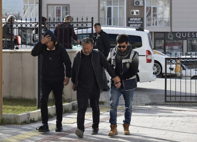 Burdur'da masaj salonuna fuhuş operasyonu: 2 tutuklama
