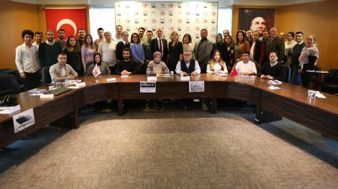 """DENİB'de """"Dış Ticarette Akreditifler ve Operasyonel İşleyişi Eğitimi"""""""
