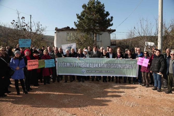 Toprak Ana Günü'nde üreten köylüye destek çağrısı