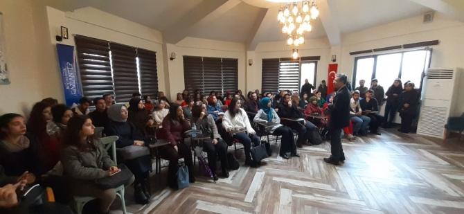 Prof. Dr. Kanoğlu'ndan ahlaki zeka konferansı