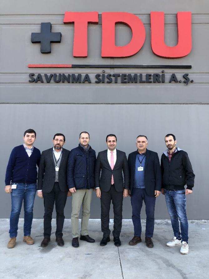 """""""Türk savunma sanayinin dışa bağımlılığını azaltacak projeler için çalışıyoruz"""""""