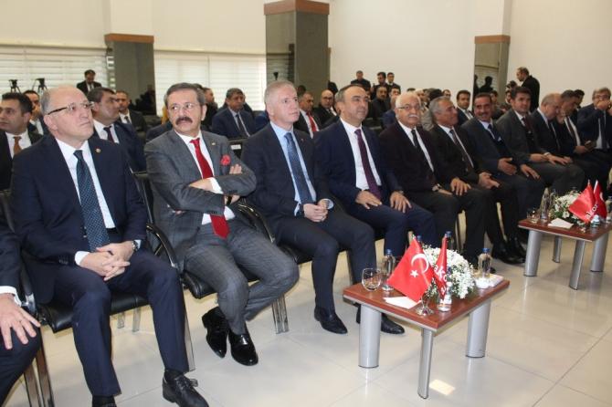 """Hisarcıklıoğlu: """"Ayakkabıcılıkta İtalya'yı geçtik"""""""