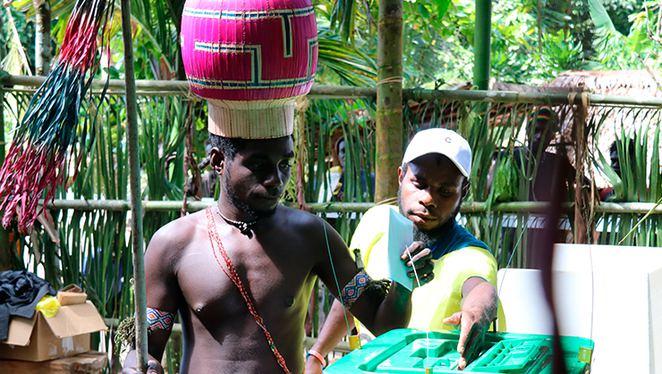 Bougainville dünyadaki en yeni ülke