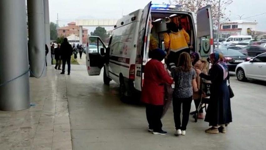 Çorum'daki kız yurdunda 103 öğrenci karbonmonoksitten zehirlendi
