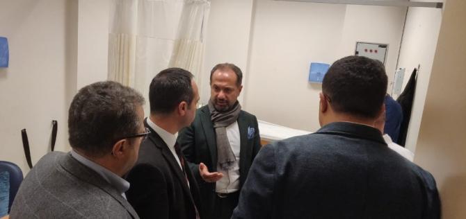 Kuşadası Devlet Hastanesi yeni MR cihazına kavuştu