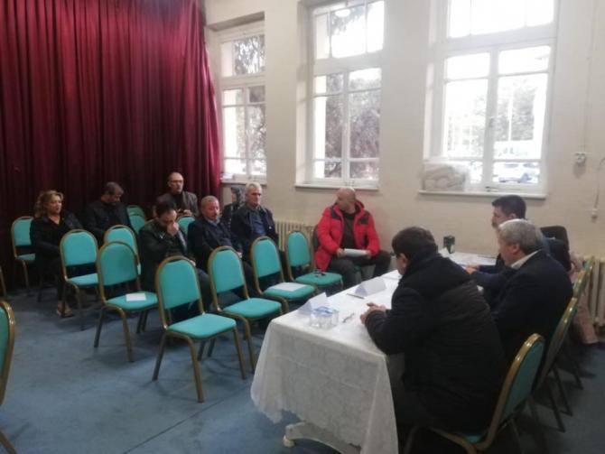 Osmaneli Belediye'sinin 2020 yılı bütçesi görüşüldü