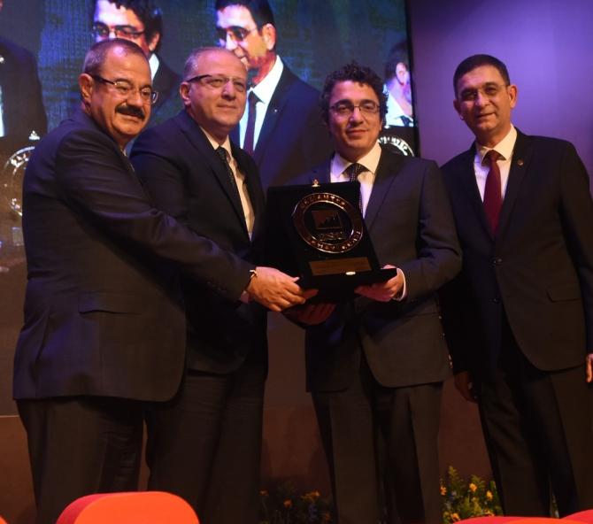 SANKO Holding şirketlerine 8 ödül verildi