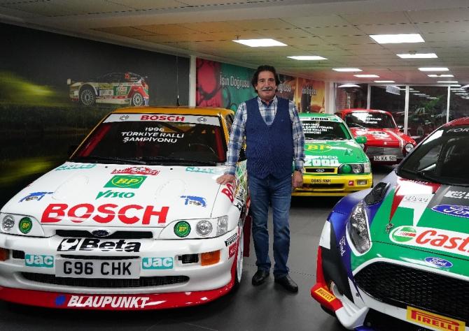 Türkiye'ye dönen Castrol Ford Team, yeniden şampiyon oldu