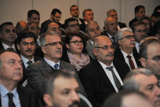 Bakan Ersoy İl Müdürleri Koordinasyon Toplantısına katıldı