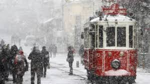 Yılbaşında kar yağar mı 2020? Yeni yılda nasıl olacak? 31 Ocak hava durumu