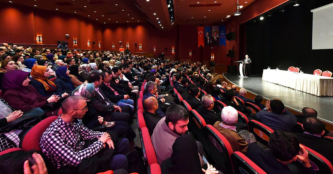 Prof. Dr. Haluk Dursun doğum gününde Üsküdar'da anıldı