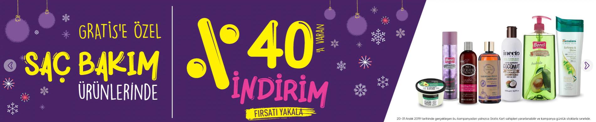 Gratis 20-31 Aralık indirimi | Gratis yeni yıl indirimi 2019