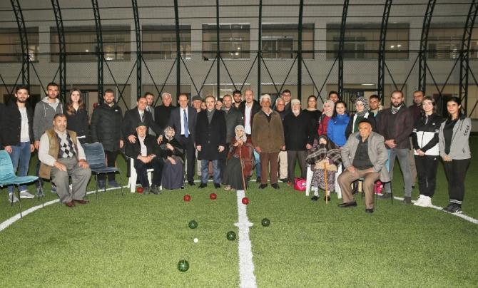 Bayburt'ta Aktif Yaşlılık Projesi tamamlandı