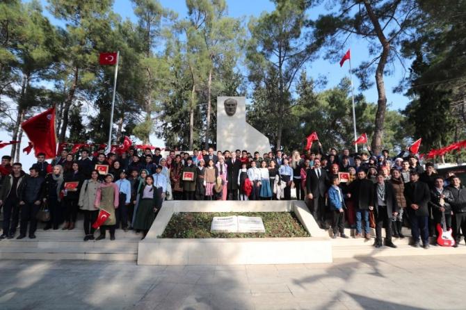 Şahinbey'de şanlı destana yakışır kutlama