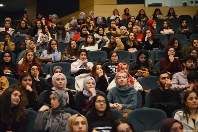 SAÜ'de, 'Gizli Gerçeklik: Cinsellik ve Mahremiyet' konulu eğitim düzenlendi