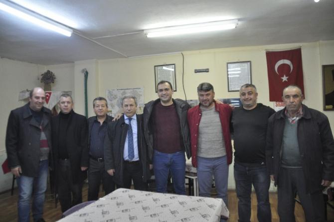 Şuhut Belediye Hisarspor'da kongre heyecanı