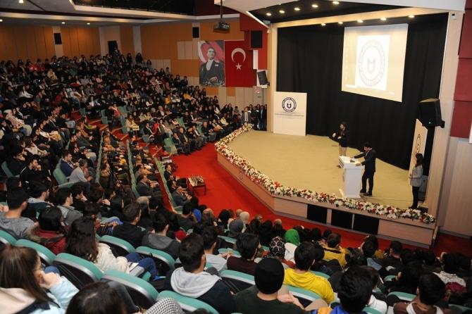 ADÜ, Kamu Başdenetçisi Şeref Malkoç'u ağırladı