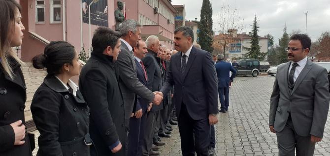 İl Güvenlik, Asayiş ve Koordinasyon toplantısının Osmancık'ta yapıldı