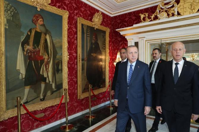 """Cumhurbaşkanı Erdoğan: """"Hafter meşru değildir, gayrimeşrudur"""""""