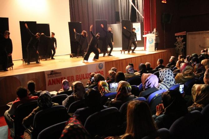 """Elazığ'da """"Anneler Buluşuyor"""" etkinliği"""