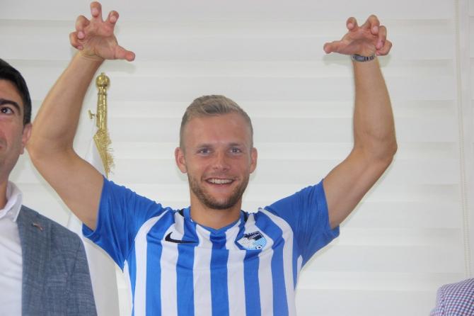 BB Erzurumspor Lennart Thy davasını kaybetti