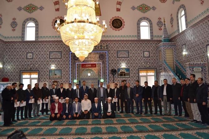 Genç Seda Kur'an-ı Kerim'i Güzel Okuma yarışmasının il finali yapıldı