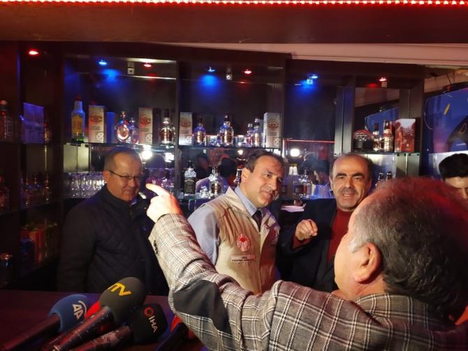 İstanbul'da yılbaşı öncesi dev alkol denetimi