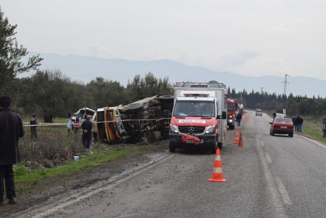 Kaza yapan aracı kurtarma yolunda kaza yaptı; hayatını kaybetti