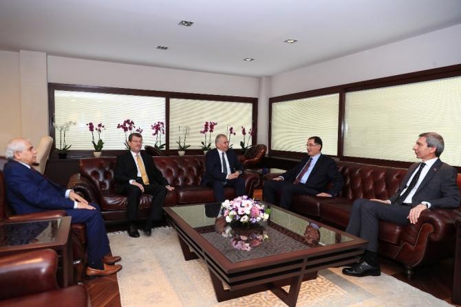 """Kamu Başdenetçisi Malkoç: """"Denizli Ege'nin incisi, Türkiye'nin göz bebeği"""""""