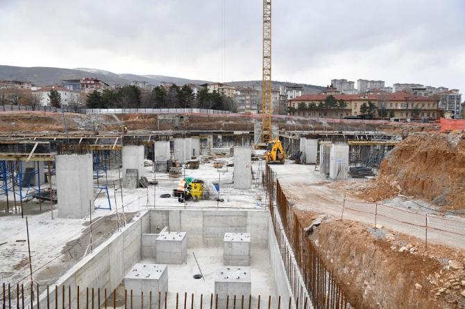 Malatya Devlet Hastanesi 2021'de hizmete açılacak