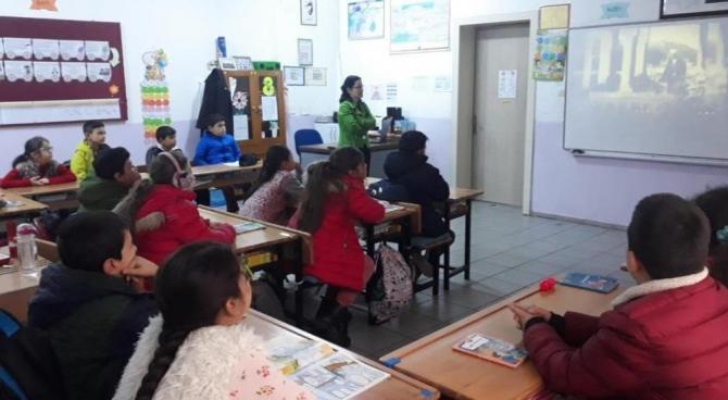 Akif ve Troya belgeseli tüm okullarda gösterime girdi