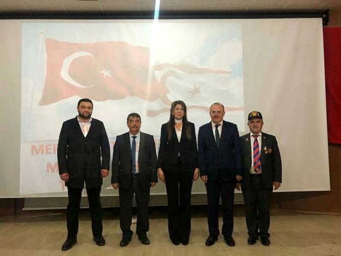 """Mut'ta Kıbrıs gazilerine """"Milli Mücadele Madalyası ve Beratı"""" verildi"""
