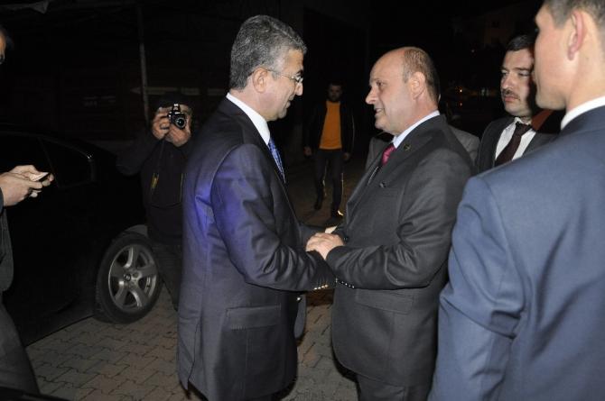 "MHP'li Aydın: ""Surda bir gedik açtık"""