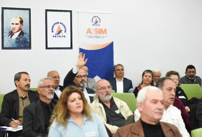 "Başkan Uysal: ""ASSİM ortak iyi merkezi olacak"""
