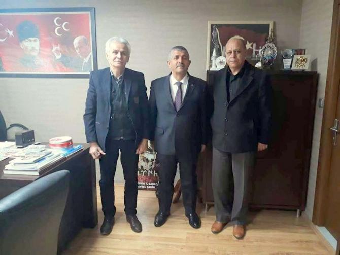 Kubilay'ın torunu MHP'ye üye oldu