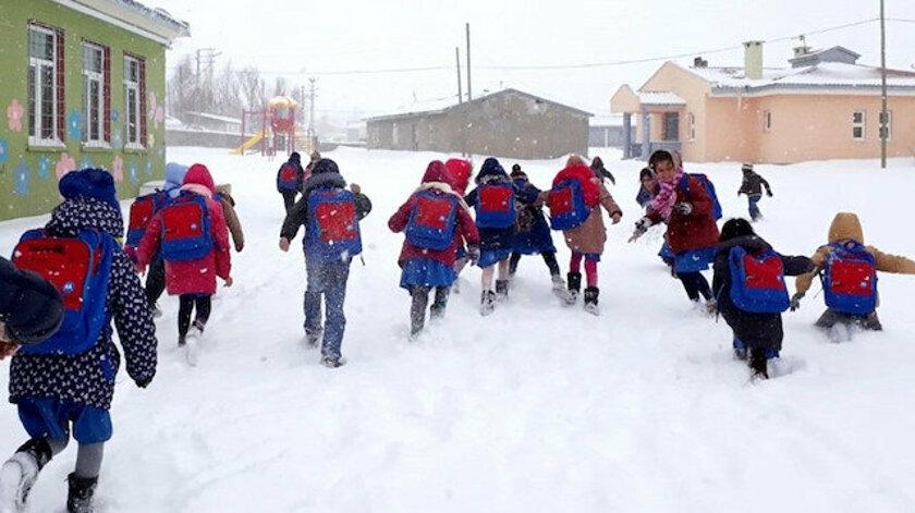 Kahramanmaraş yarın okullar tatil mi? 26 Aralık Kahramanmaraş okullar tatil mi?