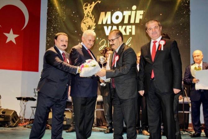 MOTİF Büyük Ödül'ü Gaziantep Üniversitesi'ne