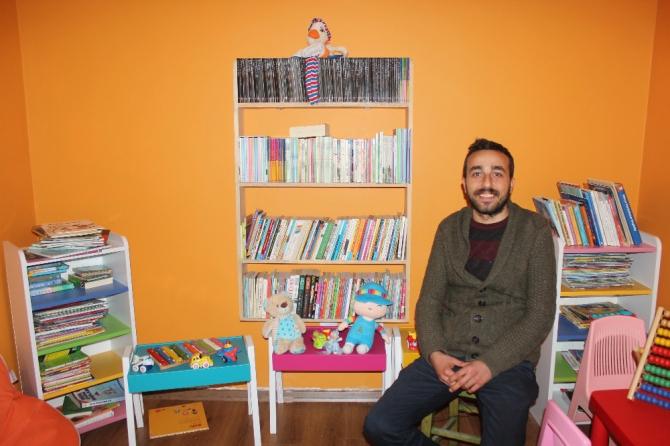 Yılbaşında çocuklara kitap ve oyuncak dağıtacaklar