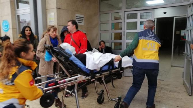 Maden ocağında metan gazı patlaması: 1 işçi yaralı, 1 işçi mahsur