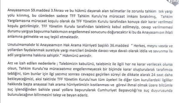 Beşiktaş'tan VAR açıklaması!