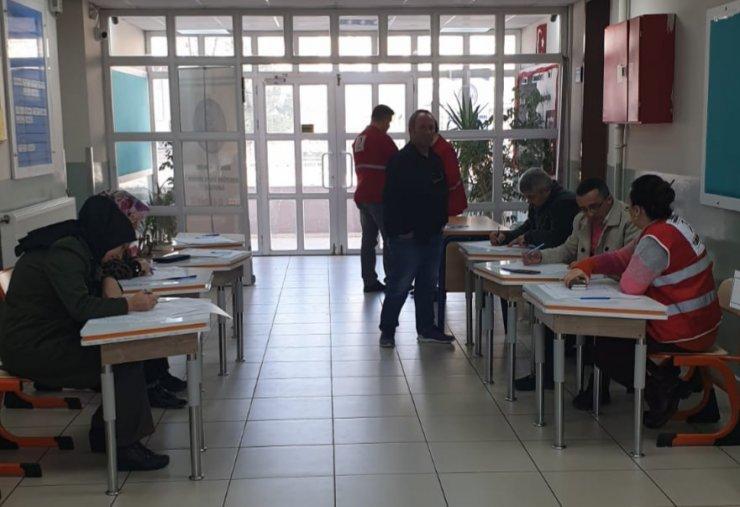 Akıncıtürk İhsan Dikmen İlkokulunda kan bağışı kampanyası