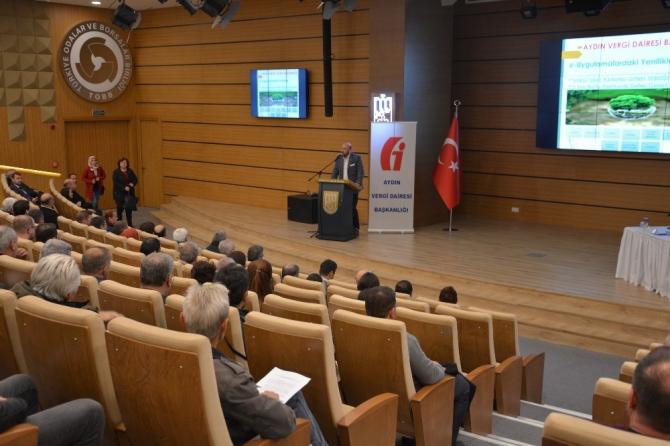 AYTO'dan 'Vergi Usul Kanunu E-Uygulama' bilgilendirme semineri