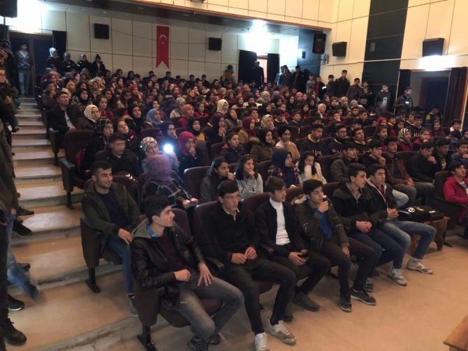Hizan'da 'Çocuk Kütüphanesi' açıldı