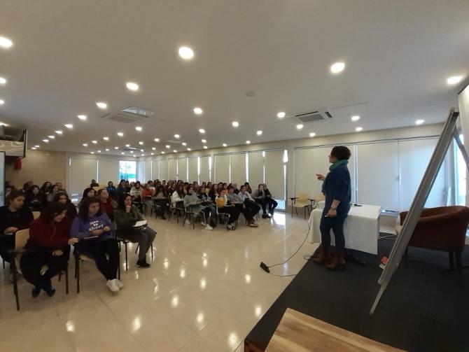 Büyükşehir'in kampları öğrencileri motive ediyor