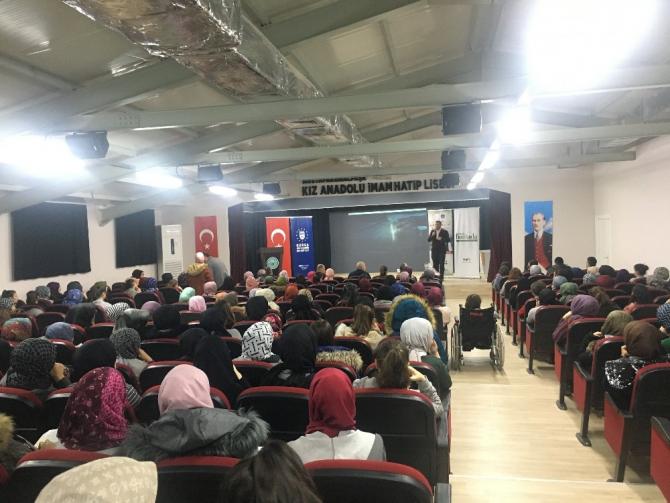 Bursa'da tarih sohbetleri