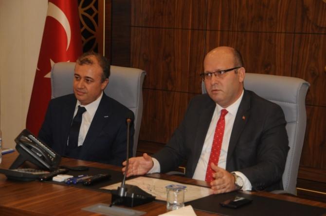 Cizre'de koruma kurulu toplantısı yapıldı