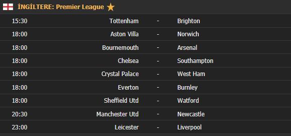 Bugün hangi maçlar var | 26 Aralık maç takvimi | Süper Lig 17. hafta maç programı
