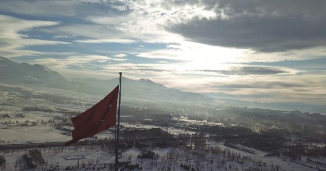Erzurum Akif'i unutmadı