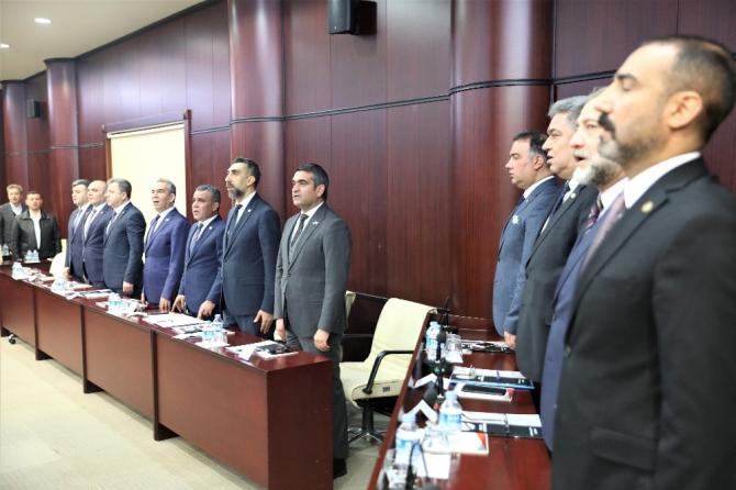 GTO'da yılın son Meclis toplantısı yapıldı